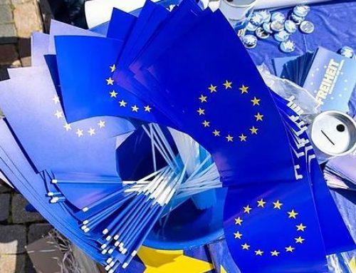 Celebrem el Dia d'Europa
