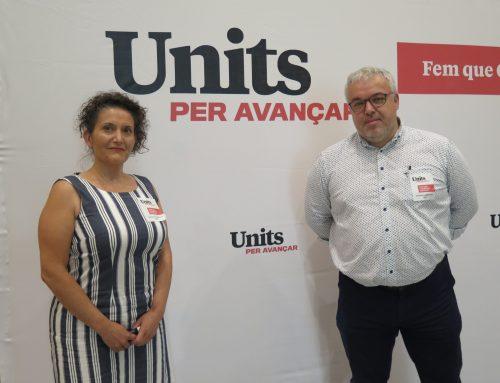 Lleida reforça la seva presència en el Comitè Directiu d'Units per Avançar